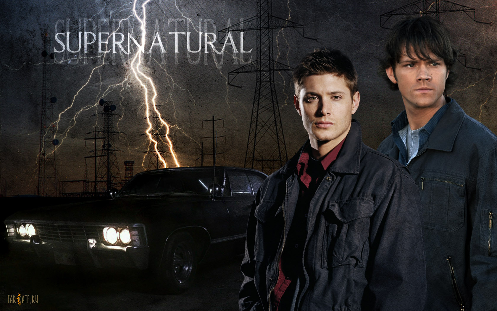 Supernatural Supernatural Wallpaper 6276113 Fanpop