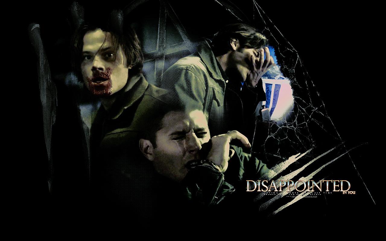 supernatural fondo de pantalla