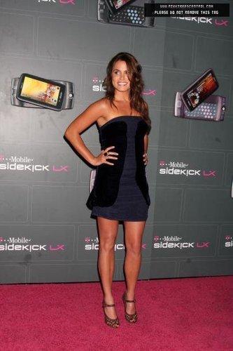 T-Mobile Sidekick LX Launch Event