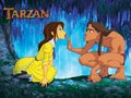 walt-disneys-tarzan - Tarzan Wallpaper wallpaper