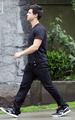 Taylor Lautner out in Vancouver - May 11 - twilight-series photo