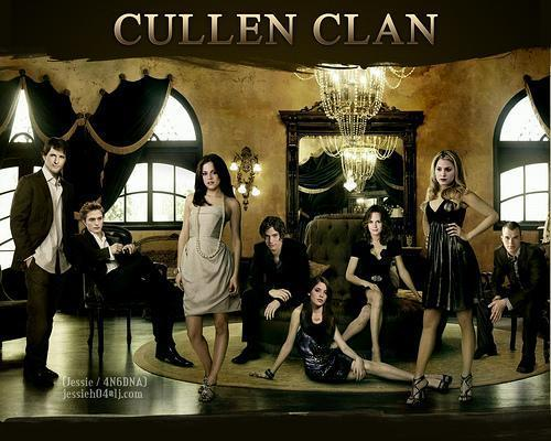 The Clan Cullen