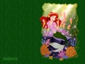 The Little Mermaid kertas dinding