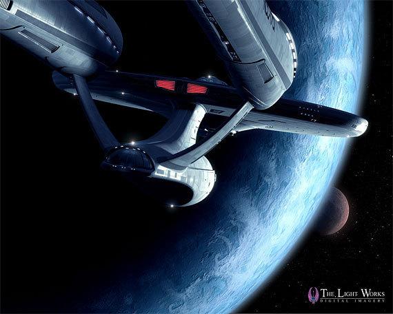 The New Enterprise - NCC 1701