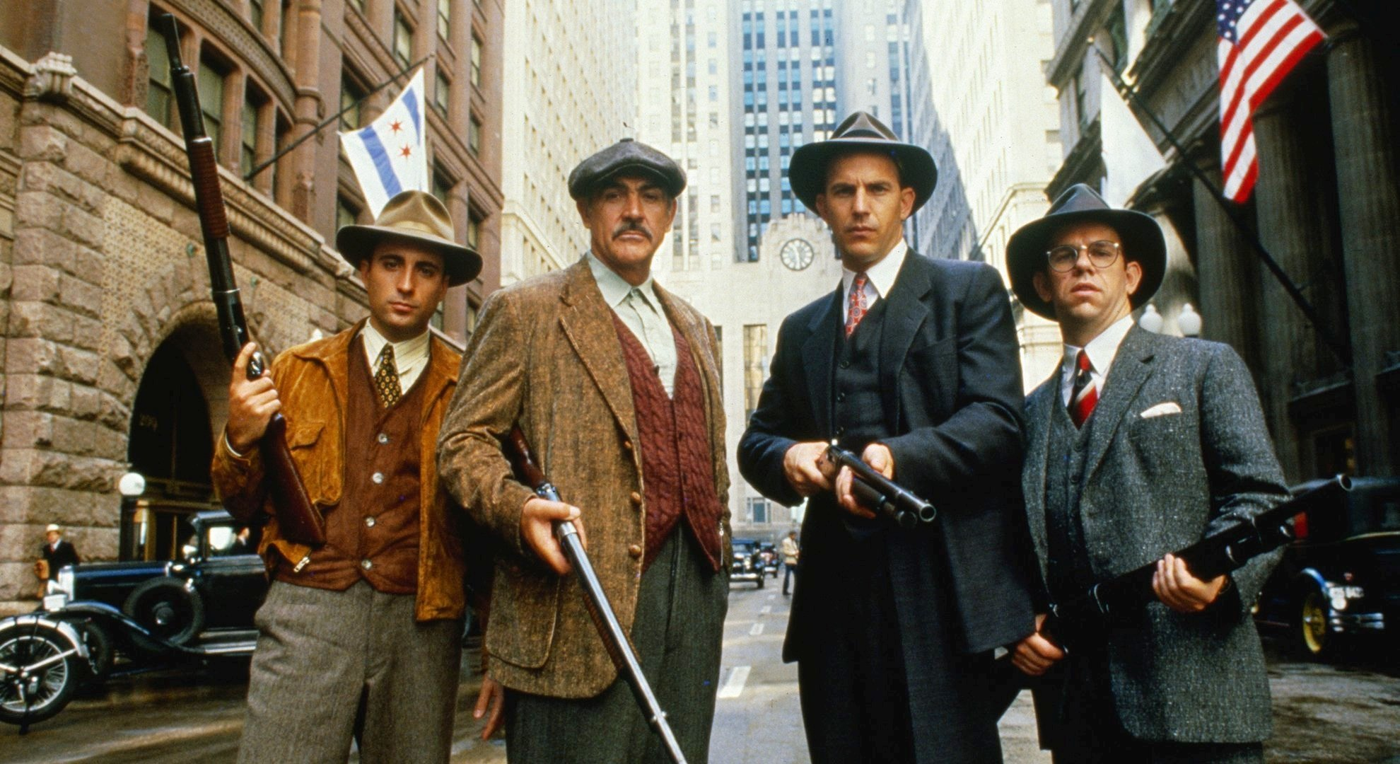 Image result for the untouchables 1987