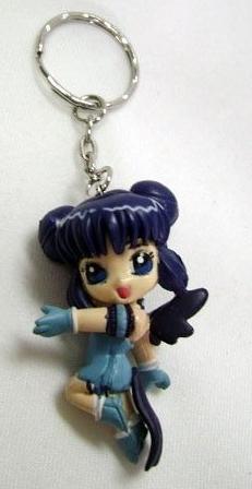 Tokyo Mew Mew - Blue Mint Keychain