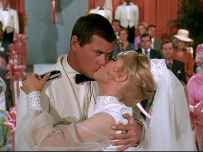 Tony and Jeannie Get Married