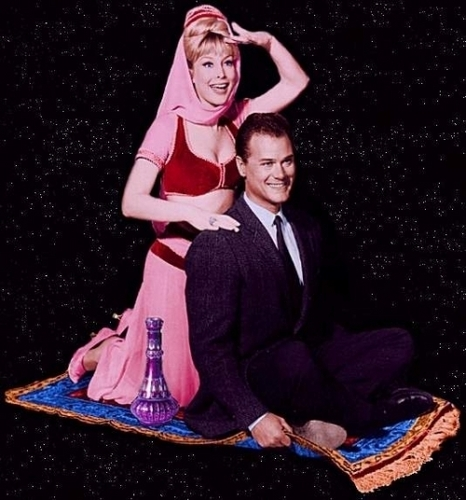 Tony and Jeannie