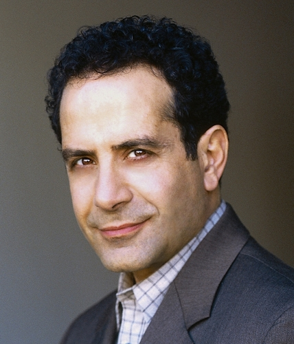 Tony Shalhoub wallpaper containing a business suit, a suit, and a double breasted suit titled Tony