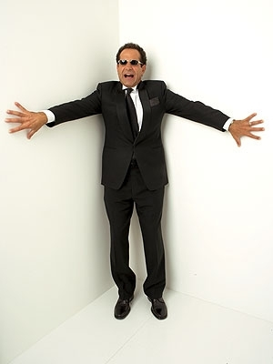 Tony Shalhoub wallpaper with a business suit, a suit, and a well dressed person entitled Tony