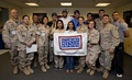 USO Hollywood Tour