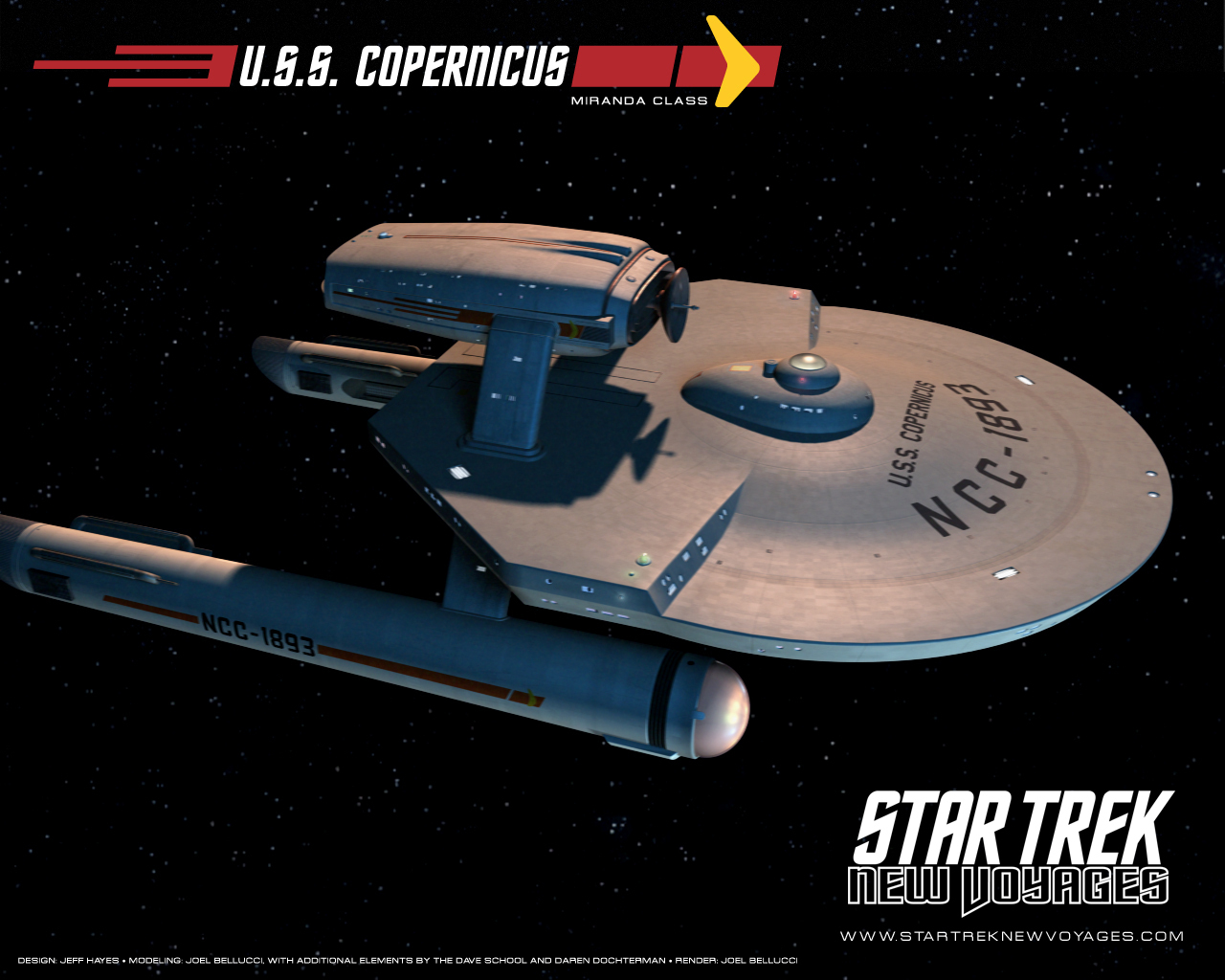 star trek ships images USS Copernicus -NCC 1893 HD ...