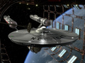 USS Farragut - NCC 1647 - star-trek-ships wallpaper