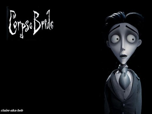Corpse Bride wallpaper titled Victor wallpaper