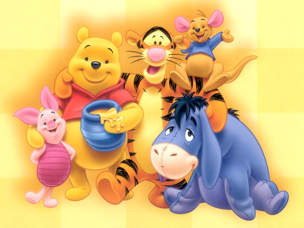 pooh wallpapers winnie the - photo #28