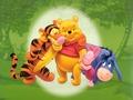 Winnie the Pooh wolpeyper