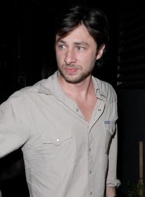 Zach at Guys Nightclub, April 23rd 2009