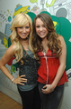ashley  miley - ashley-tisdale-and-miley-cyrus photo