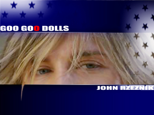 john rzeznik of the goo goo dolls