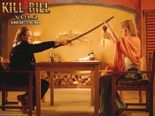 Kill Bill wallpaper possibly with a concert entitled kill bill