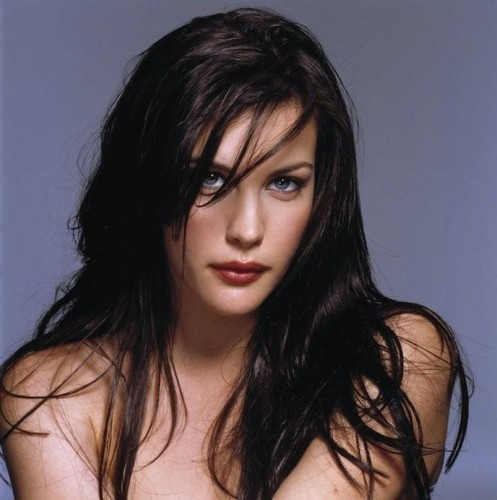 Liv Tyler achtergrond with a portrait called liv tyler