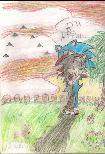 my Sonadow drawing - sonadow Photo