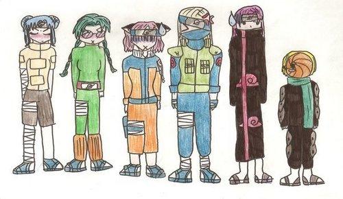 Naruto pepole