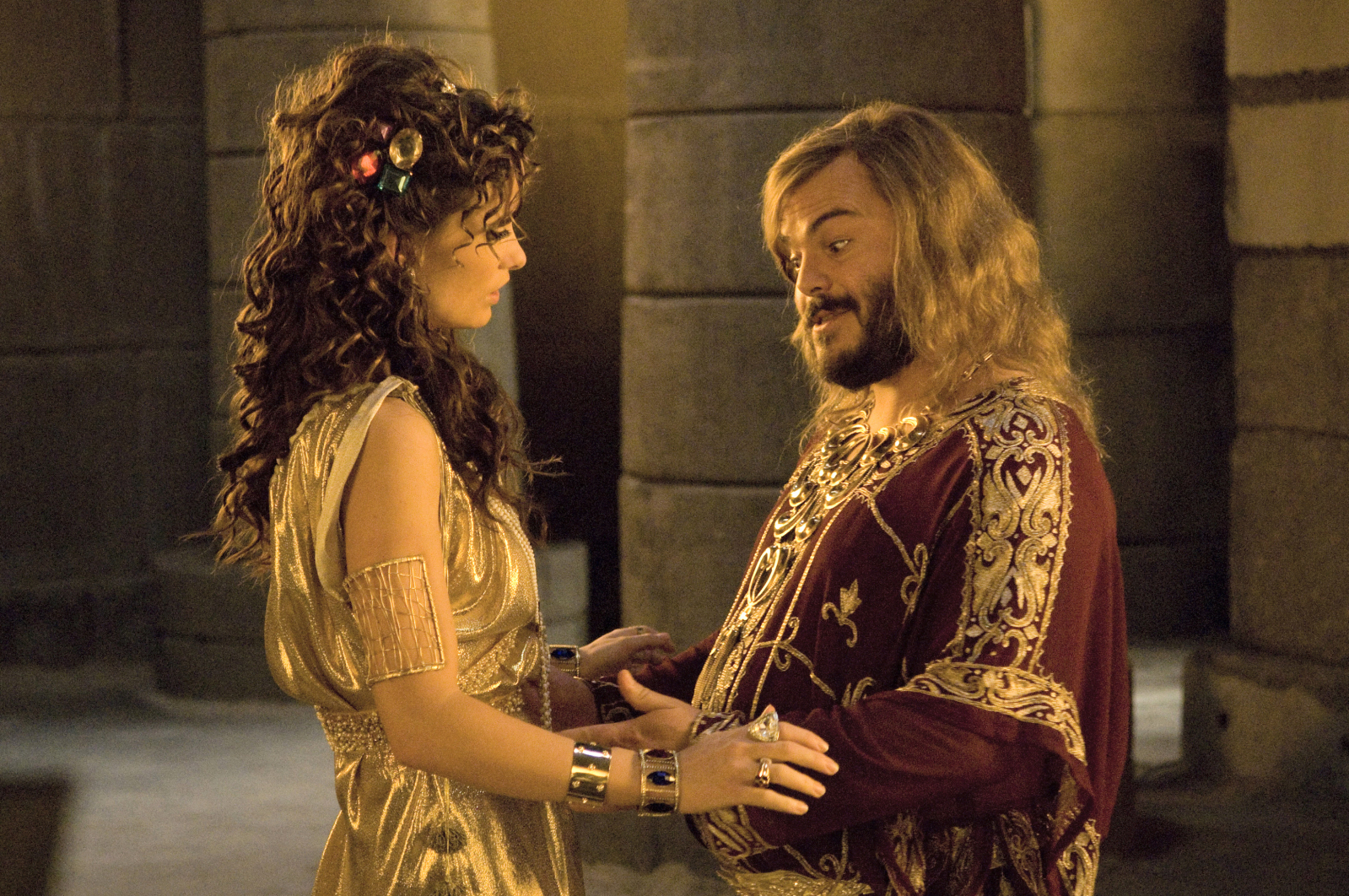 'Year One' Promotional Picture: Olivia Wilde as Princess Inanna