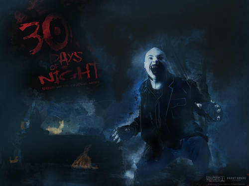 30 Days of Night mga wolpeyper