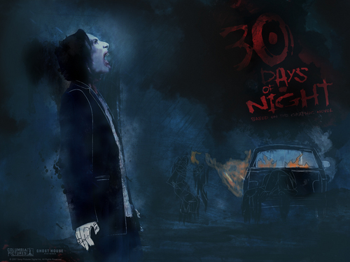 30 Days of Night fonds d'écran