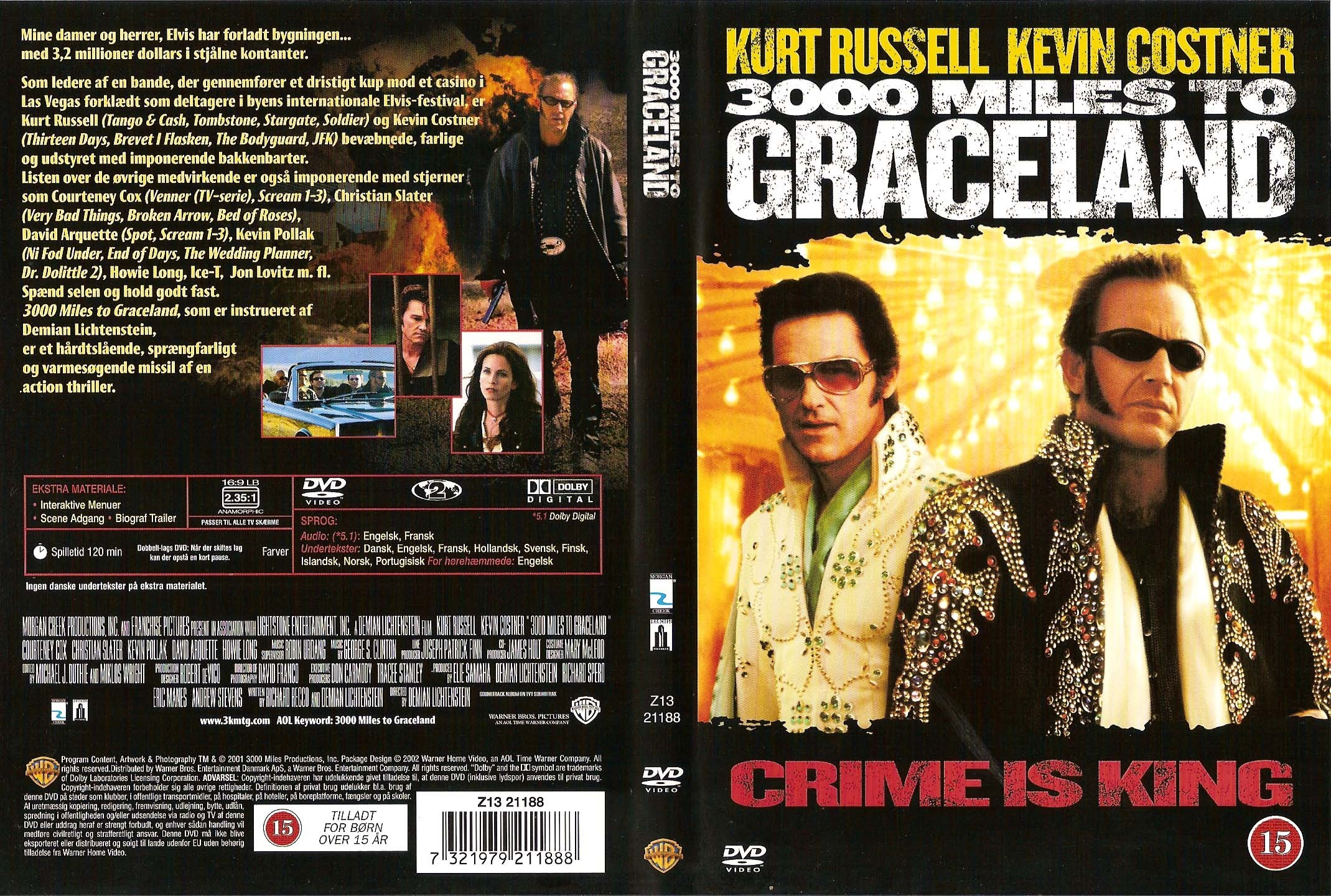 3000 Miles to Graceland images 3000 Miles to Graceland HD wallpaper and background photos