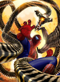 AT DOC OCK'S MERCY! - spider-man photo