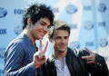 Adam Lambert and Kris Allen - american-idol photo