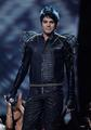 Adam dressed to perform with KISS  - american-idol photo