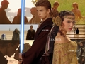 Anakin and Padme 壁紙