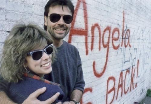 Angela's Back