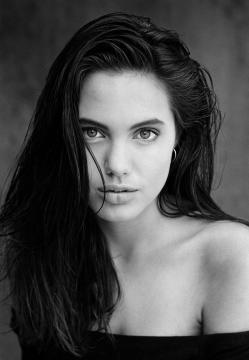 Angelina modeling
