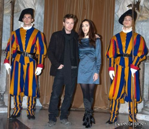anges & Demons - Rome photocall.
