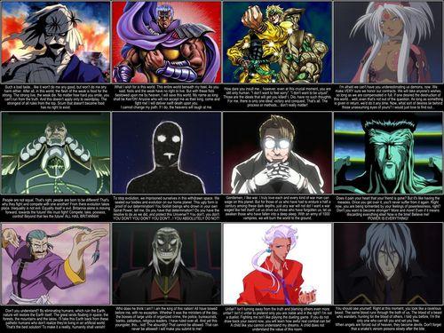 Anime Legion of Doom