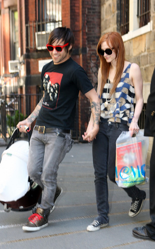 Ashlee & Pete in NYC