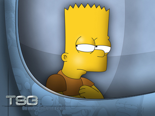 Bart - the-simpsons Wallpaper