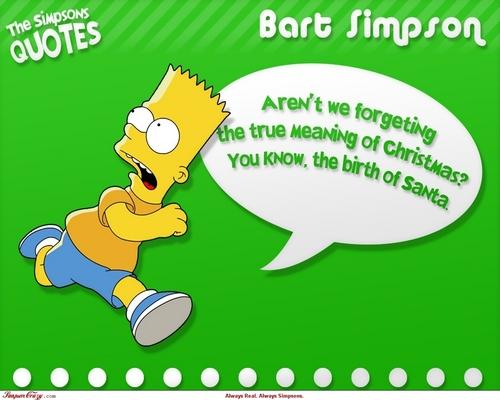 Les Simpsons fond d'écran with animé entitled Bart