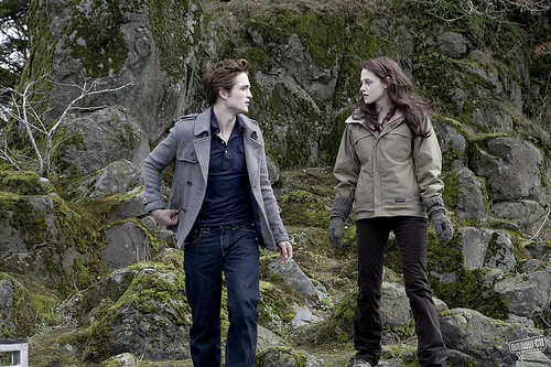 Bella and Edward <3