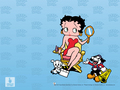 Betty Boop Wallpaper - betty-boop wallpaper
