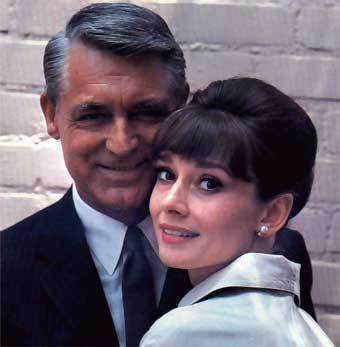 Cary And Audrey