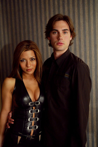 Chris and Bianca
