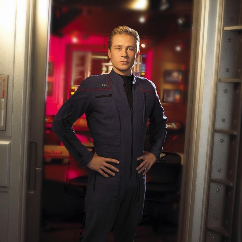 Commander Tucker