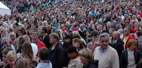 konsert in Tønsberg 20/5/09