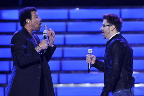 Danny & Lionel :)