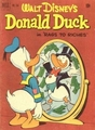 Donald pato Comic Book #21